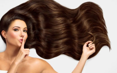 El tratamiento de ultra brillo mejora tu cabello